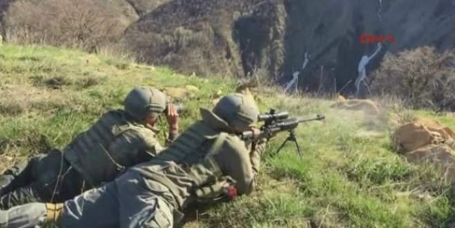 PKK'nın 'sözde' Van sorumlusu öldürüldü