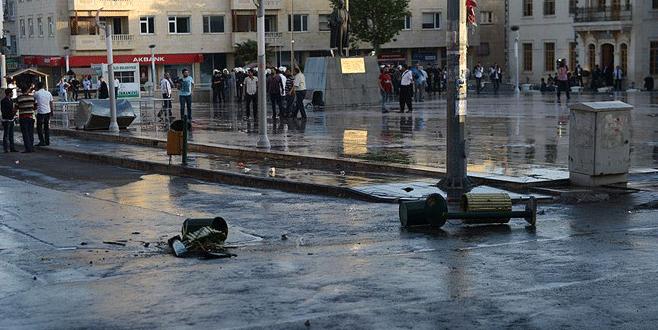 Kilis'e roket mermisi düştü: 1 ölü
