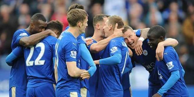 Leicester City şampiyon!