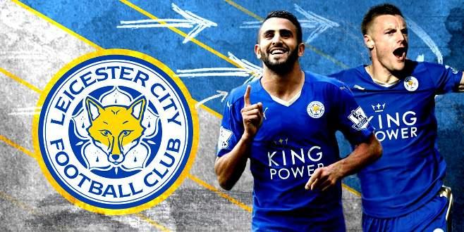 Bursaspor'dan Leicester City'e kutlama