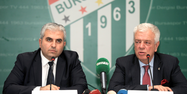UEDAŞ'tan Bursaspor'a loca desteği