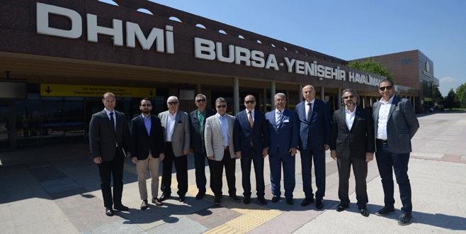 Yenişehir'e 'kargo' önerisi