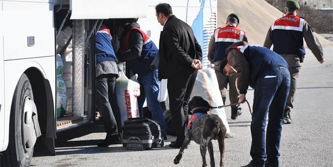 Bursa'da güvenlik tedbirleri artırıldı