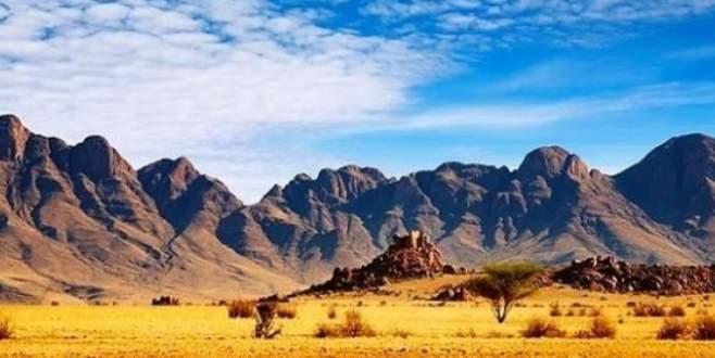 Dubai yağmur için suni dağ inşa edecek