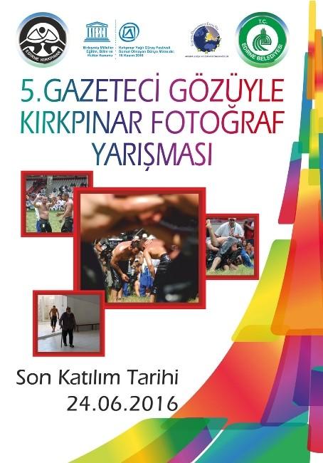'5. Gazeteci Gözüyle Fotoğraf' Yarışması Başvuruları Başladı