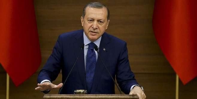 Erdoğan: 'Milletin temsilcisi olmaya layık değiller'