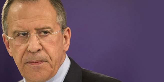 Lavrov: Bu transitin sağlandığı Türk sınırı…