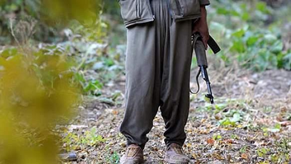 PKK'nın üst düzey sorumlusu öldürüldü