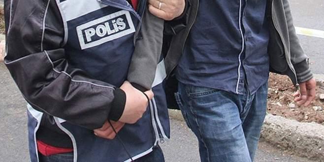 PKK'nın bombacısı otogarda yakalandı
