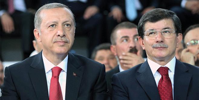 Erdoğan ve Davutoğlu'nun görüşme programı açıklandı