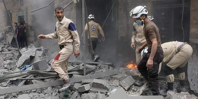 Esed rejimi Halep'teki ateşkesi ihlal etti