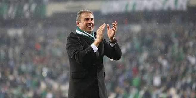 Bursaspor'da Hamzaoğlu ile anlaşma sağlandı