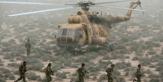 İran askerine pusu: 10 ölü
