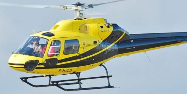 Bakan yardımcısını taşıyan helikopter kayboldu