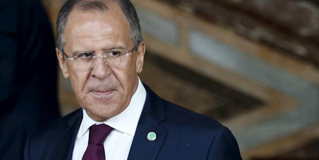 Lavrov: Biz varken Türkler gelemez