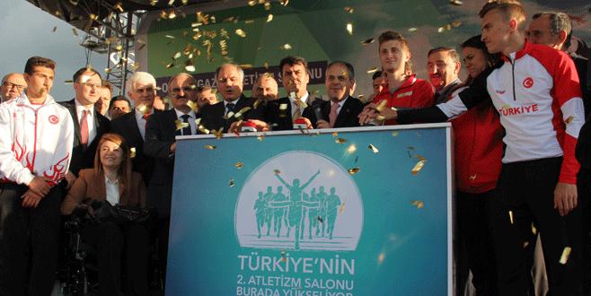Bursa'ya dev kompleks