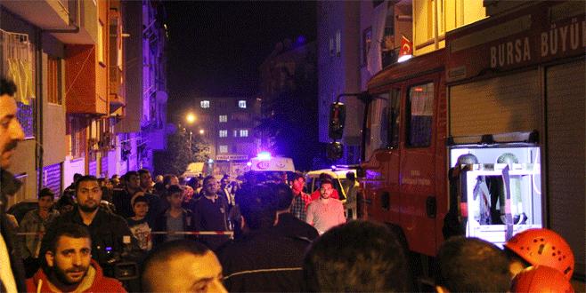 Bursa'da küçük çocuğun çakmakla oyunu kötü bitti