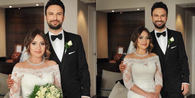 Tarkan'ın düğününden yansıyan kareler
