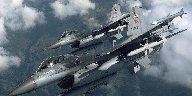 IŞİD hedeflerine ortak operasyon : 48 IŞİD'li öldürüldü