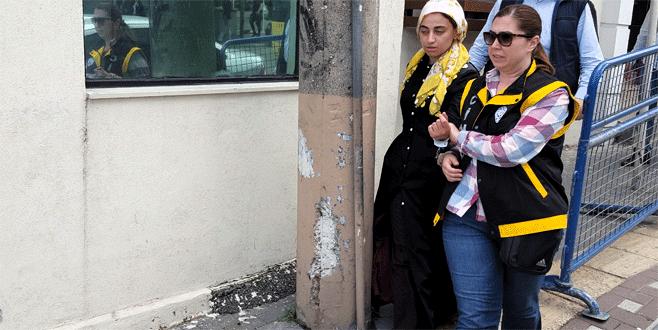 Uzman Çavuş kocasını vuran kadın tutuklandı