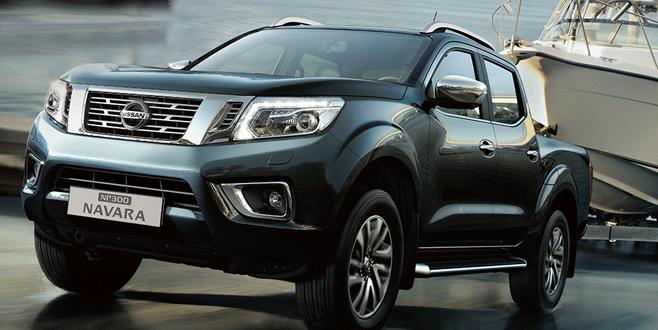 Nissan Navara yenilendi
