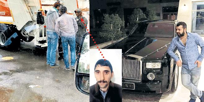 Çöpçünün hesabından 1,5 milyon lira çıktı