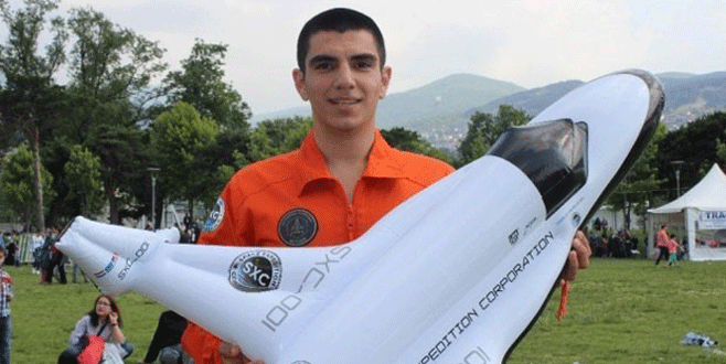 İşte uzay yolcusu ilk Türk