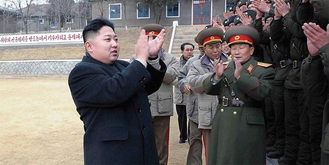 Kuzey Kore'den nükleer silah açıklaması