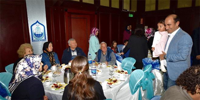 Bursa'da şehit anneleri unutulmadı