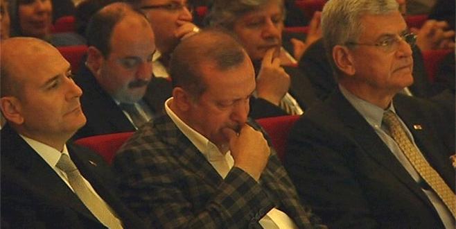 Cumhurbaşkanı Erdoğan, gözyaşlarını tutamadı