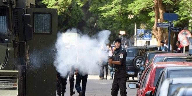 IŞİD Mısır polisine saldırdı