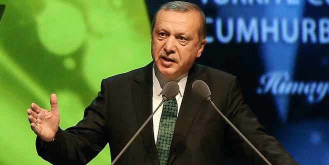 Cumhurbaşkanı Erdoğan'dan Avrupa'ya sert sözler