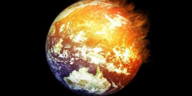 Yeryüzünün 'ateşi' dinmiyor