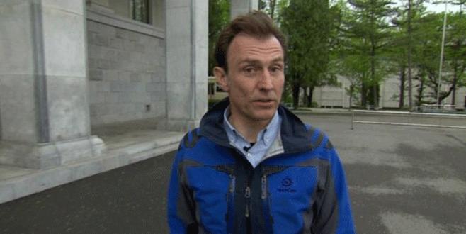 BBC muhabiri gözaltına alındı