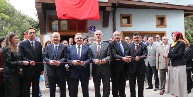 Büyükşehir'den AB ofisine yeni bina