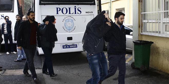 'Hayali ihracat' operasyonu: 39 gözaltı