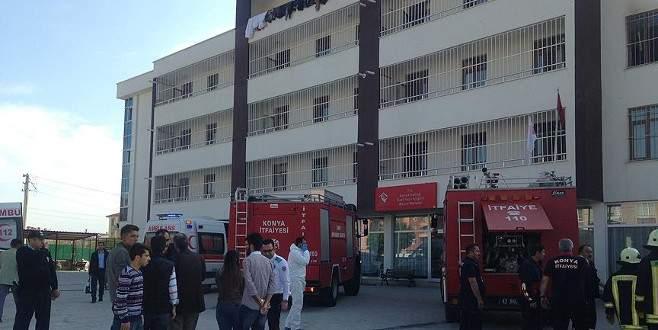 Engelli bakım merkezinde yangın: 1 ölü