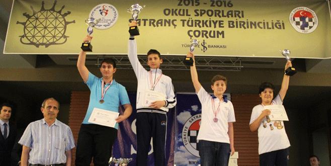 Şampiyon Bursa'dan