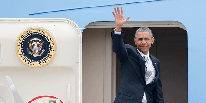 Obama Hiroşima yolcusu