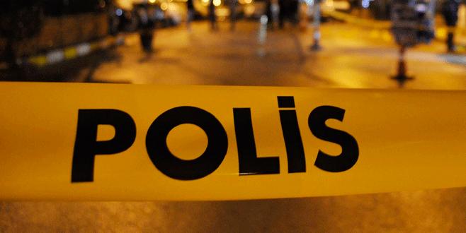 Polis memuru tartıştığı eski kız arkadaşını sokak ortasında…