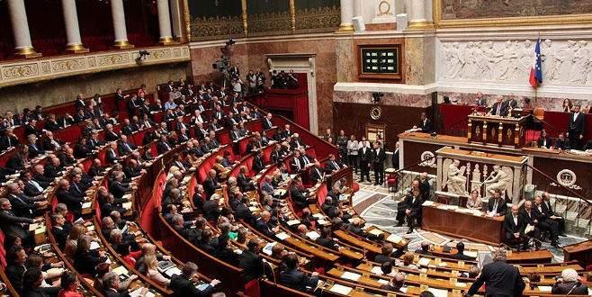Parlamentoda cinsel taciz iddiası