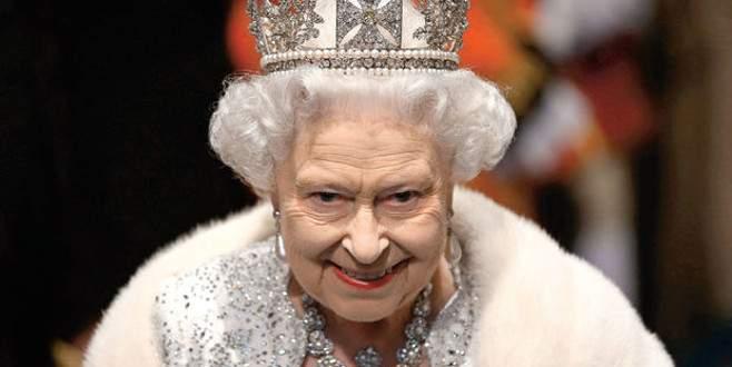 Kraliçe Elizabeth'den Çin gafı