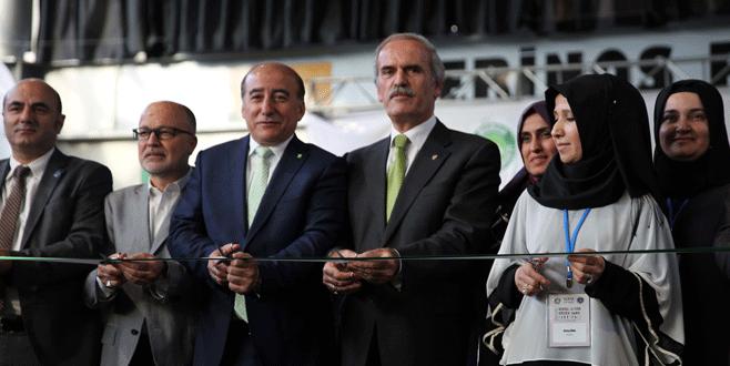 'Ulusal Bursa Kültür Sanat Festivali' başladı