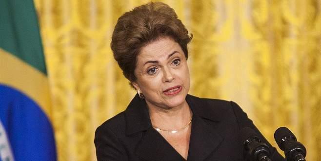 Brezilya Devlet Başkanı Rousseff görevden alındı