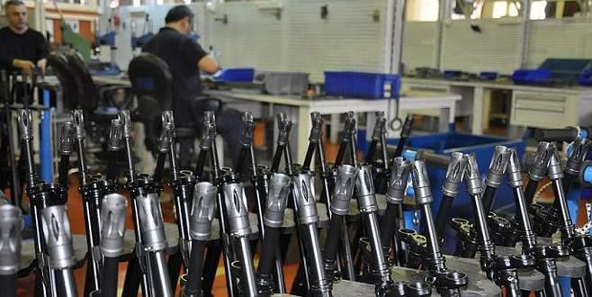 Milli tüfeğin seri üretimi başladı