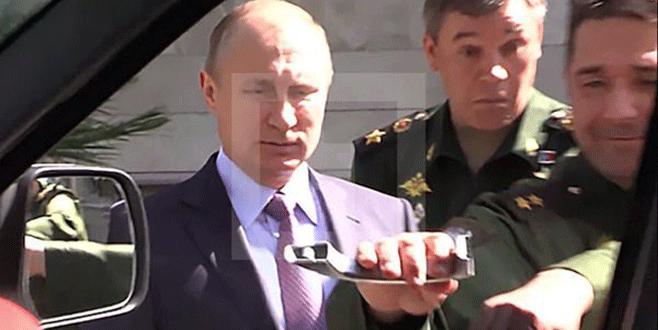 Putin'e şok