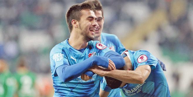 Vakıfköy'de şampiyonluk günü