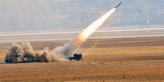 Flaş! IŞİD hedefleri vuruldu