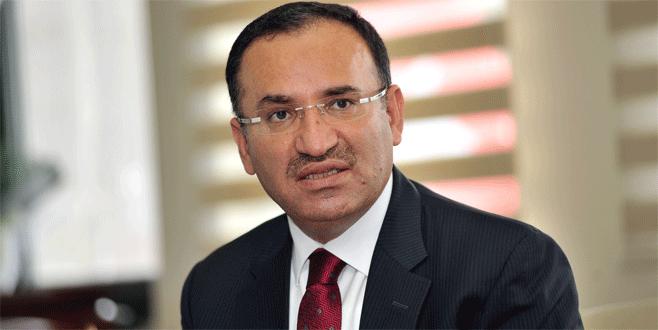 Adalet Bakanı'ndan flaş MHP açıklaması