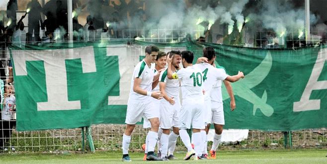 Bursaspor U21 şampiyon !